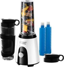Bild von Varta Longlife Max Power Aktionspaket inkl. Russell Hobbs Smoothie Maker