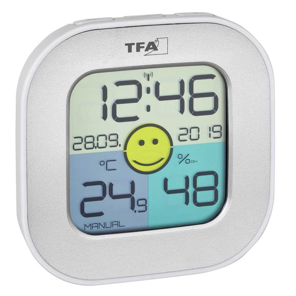 "Bild von ""Fun"" Digitales Thermo-Hygrometer 30.5050.54"