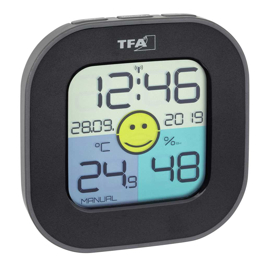 "Bild von ""Fun"" Digitales Thermo-Hygrometer 30.5050.01"