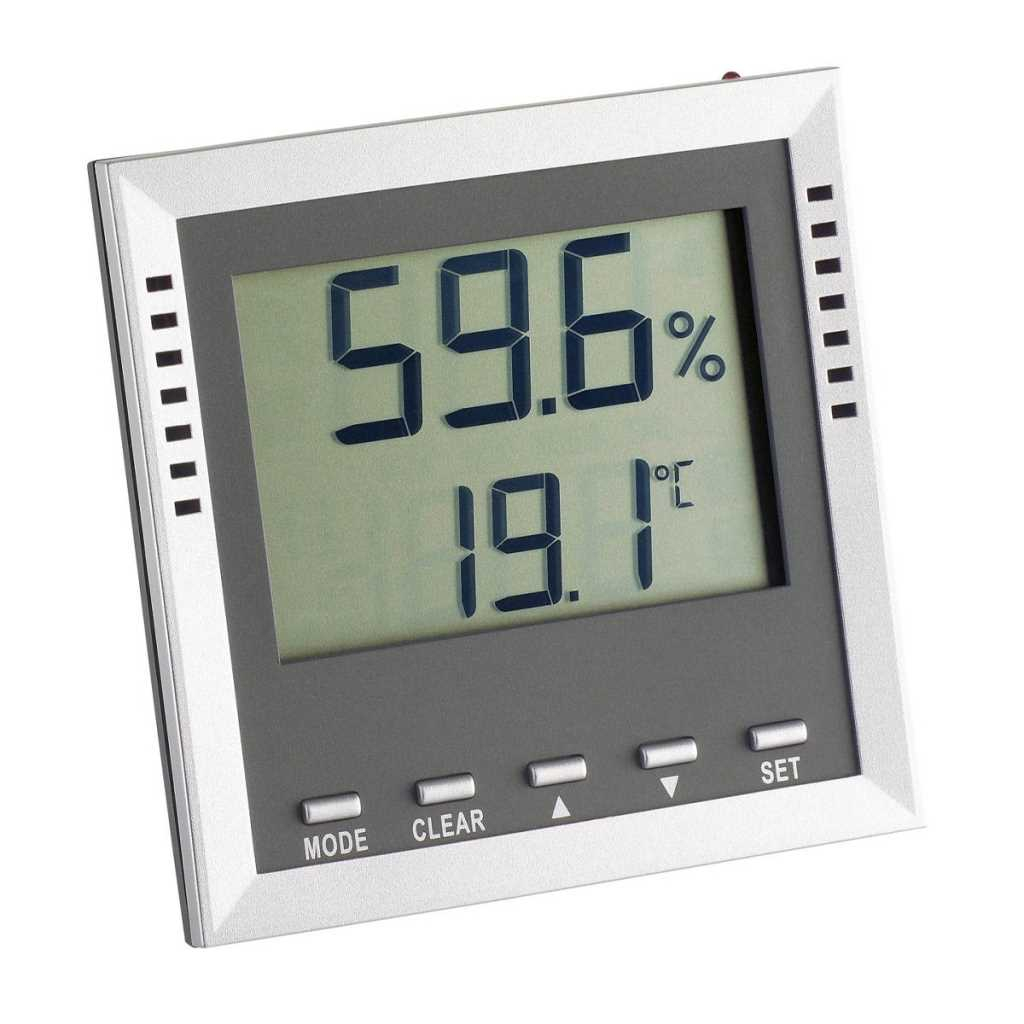 "Bild von ""Klima Guard"" Digitales Thermo-Hygrometer 30.5010.54.K"