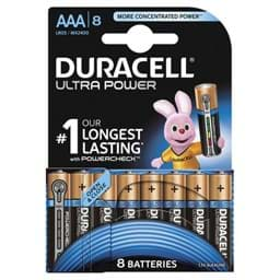 Bild von Duracell Ultra Power MX2400 Micro  8er-Blister