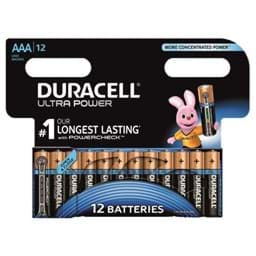 Bild von Duracell Ultra Power MX2400 Micro 12er-Blister